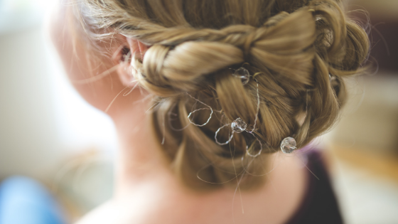 Peinados Con Trenzas Para Novias E Invitadas En Clave Floral
