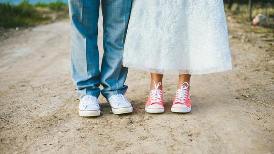 los mejores zapatos de novia 2019