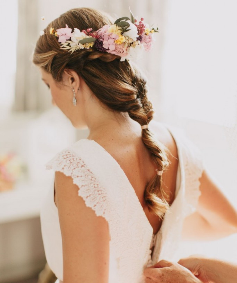 peinados de novia marieta hairstyle