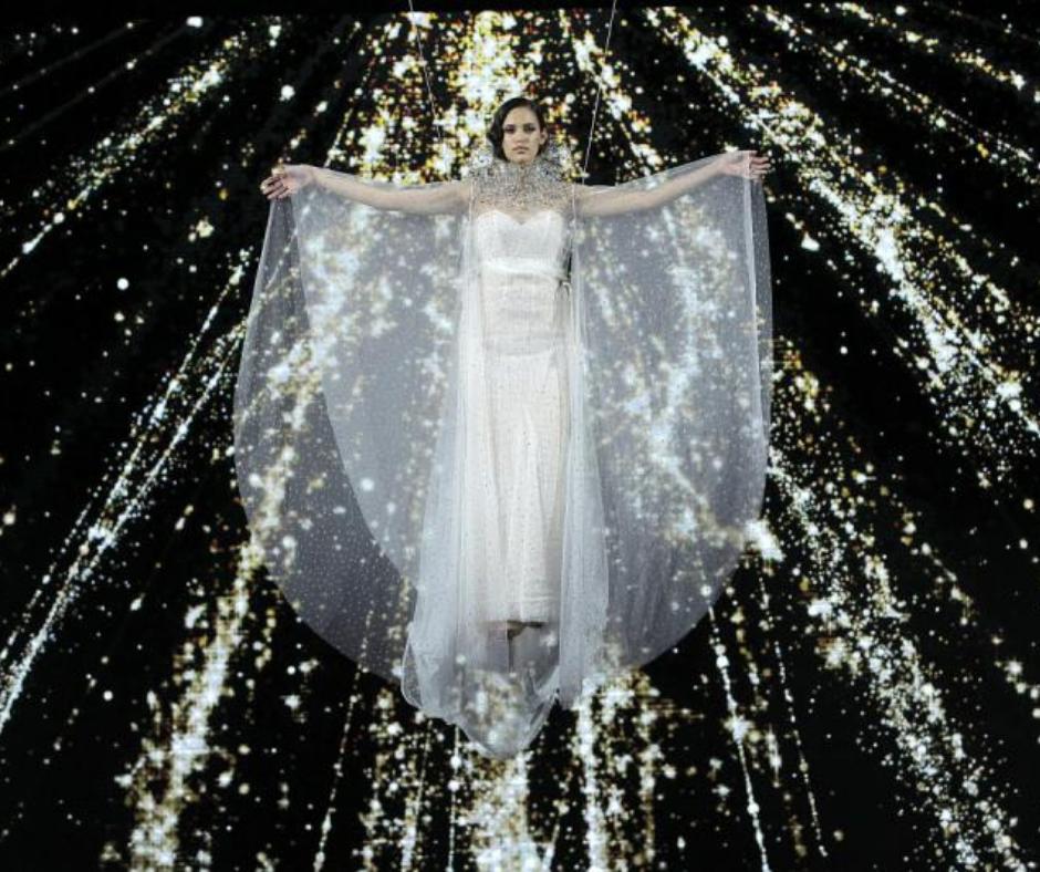 Los vestidos de novia 2020 triunfarán por su estilo vintage