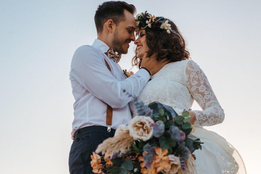 boda mediterráneo