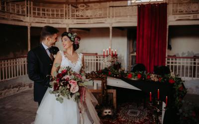 Elopement Wedding: la boda secreta de Cristina y Raúl